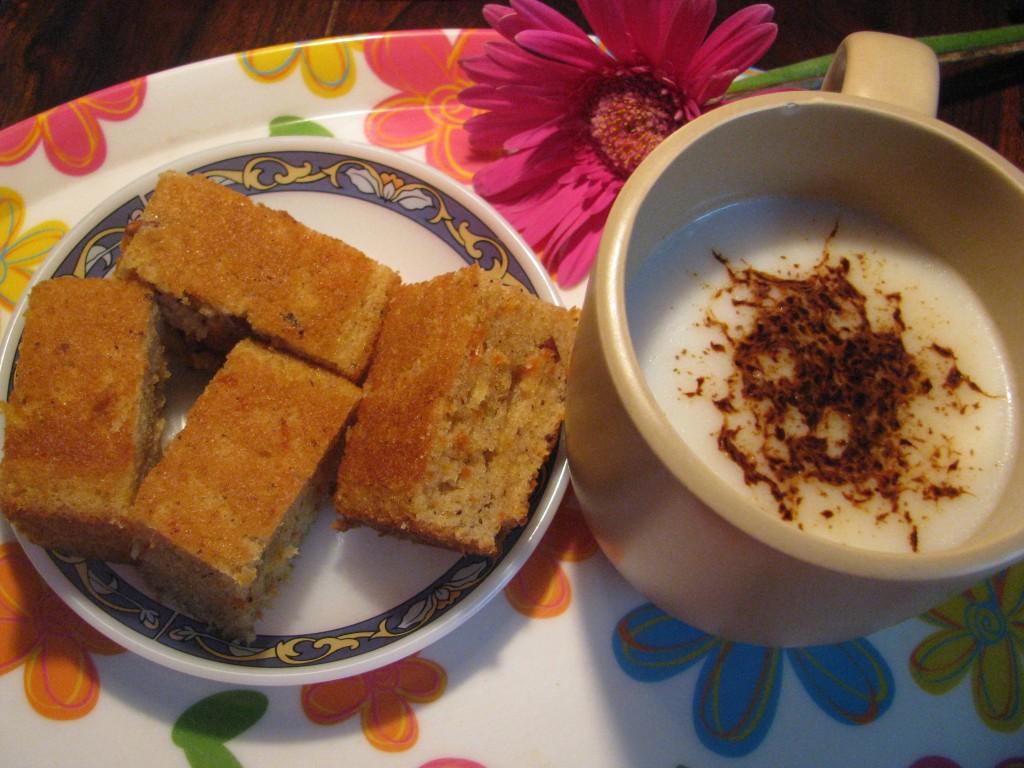 Atta Cake Recipe In Marathi