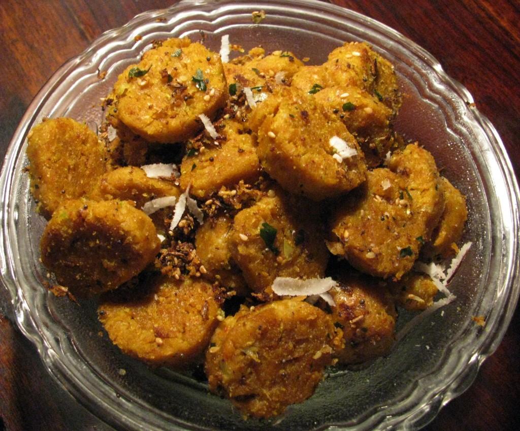 Cabbage Muthiya | Kobi na Muthiya |Muthia recipe