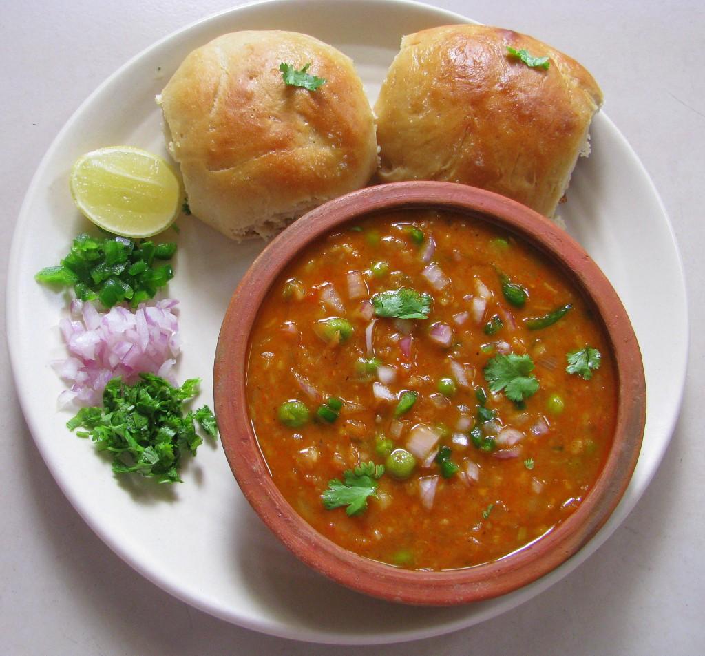 पाव भाजी रेसिपी | Pav Bhaji Recipe in Hindi