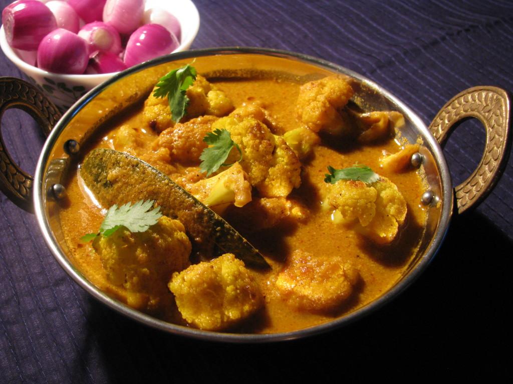 Cauliflower Curry Recipe | How to Make Cauliflower Curry | Gobhi Curry Recipe